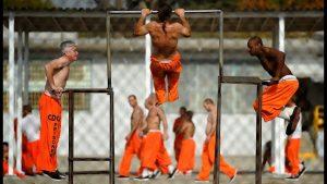 prison workout